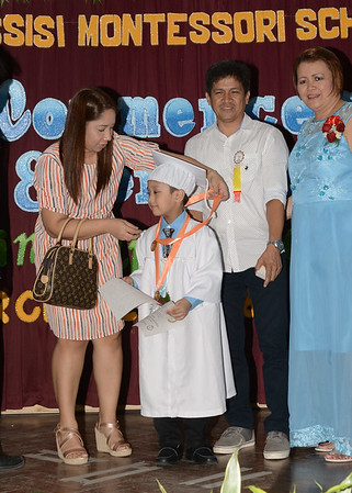 Moving Up Ceremonies SY 2015-2016