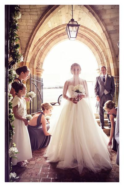 Wedding - Colour versions
