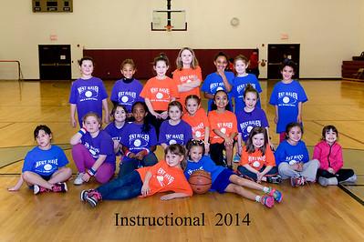 2014 - 2015 West Haven Basketball League