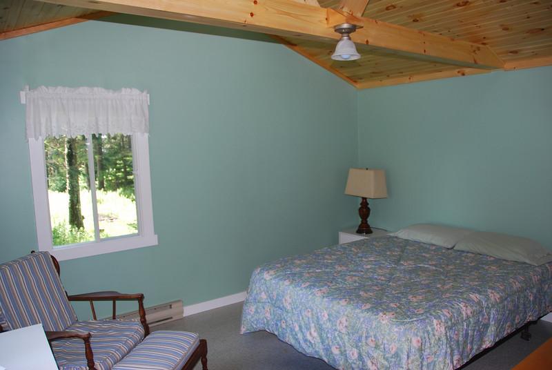 Woods Cabin Bedroom - 3