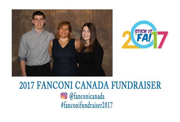 2017 Fanconi Canada Fundraiser