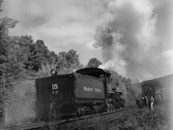 STEAMTOWN - Bellows Falls, Vermont - photos by Tad Arnold