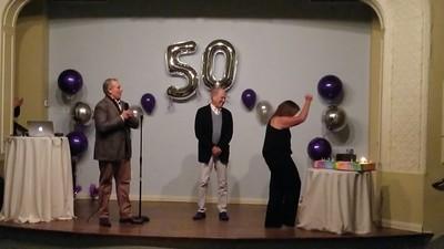 Julie's 50th