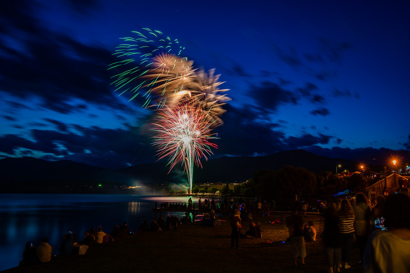 Cromwell Street Party & Fireworks 2019