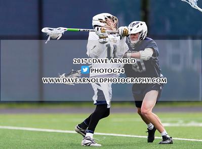 5/9/2017 - Boys JV Lacrosse - St. John;s Prep vs Malden Catholic