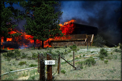 Woodland Heights Fire