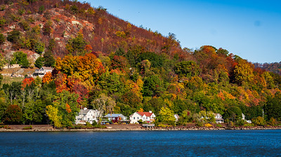 Hudson River and Coastal Foliage