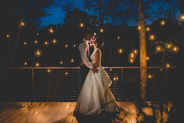 Mr. & Mrs. Kotecki l Sapphire Creek Winery