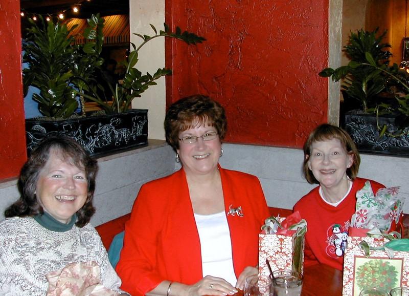 Celia Smith, Joanne Bohlen, Patti Powers