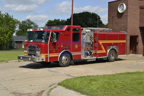 East St. Louis Fire Department