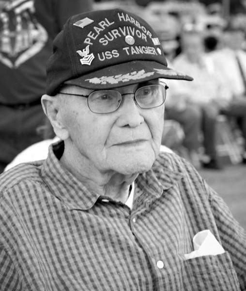 Clifford Huff - Pearl Harbor Hero