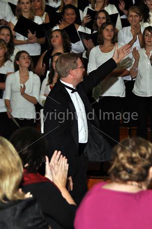Little 10 Choir Festival, La Moille High School, Nov. 8, 2011