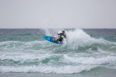 Ella - Kitesurfing