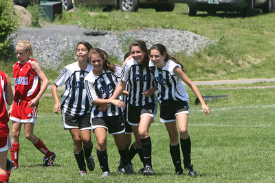U14 Girls- Yankee Strikers vs. CFC Fairfield Fusion