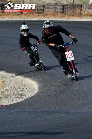 Go Ped Racer # 113