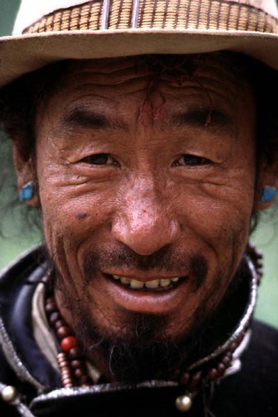 Rongbuk, Tibet 1995