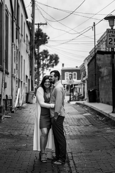 ::Brittany + Scott Engagement session::
