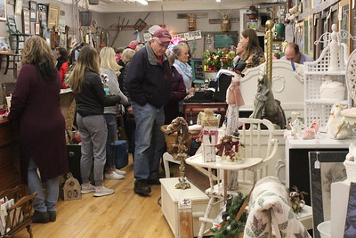 Rocking Horse Antiques open House 1-12-19