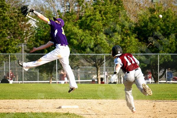 Baseball: Ellsworth vs. Bucksport 5/26/2015
