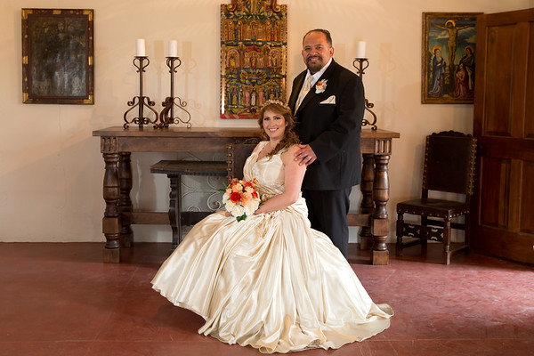 Caldera Wedding