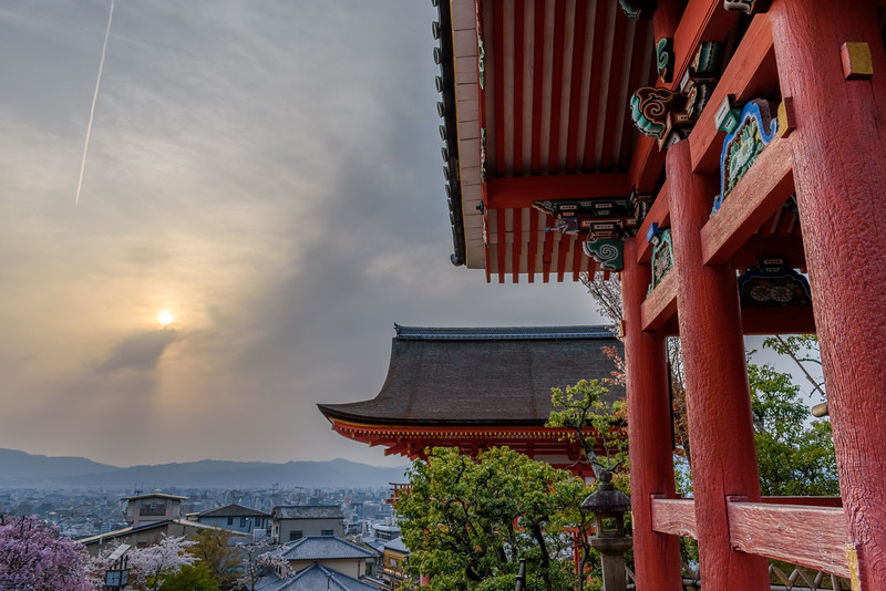 Kiyomizudera || Kyoto