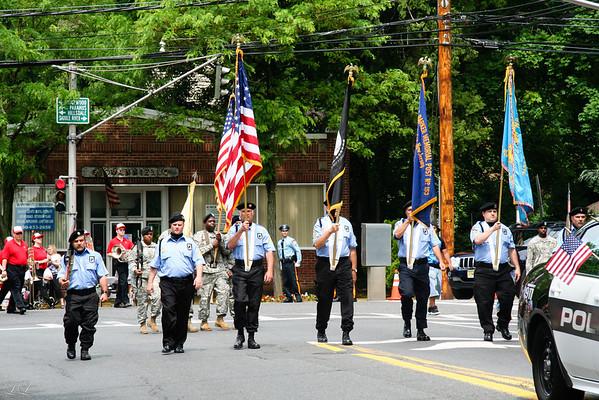 Tri Boro Memorial Day Parade 2011