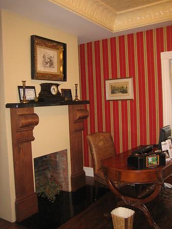 Interior of the Inn
