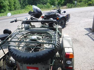 Sidecars!