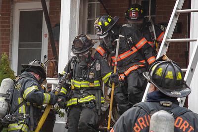 Willow St. Fire (Bridgeport, CT) 10/4/18