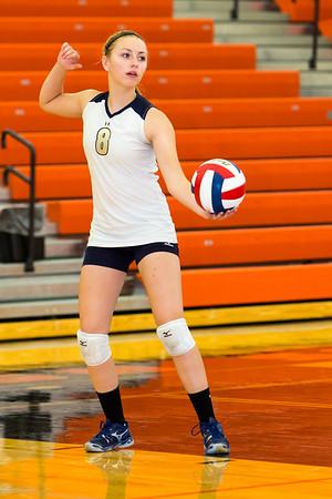 2012-10-02 Freshman Volleyball
