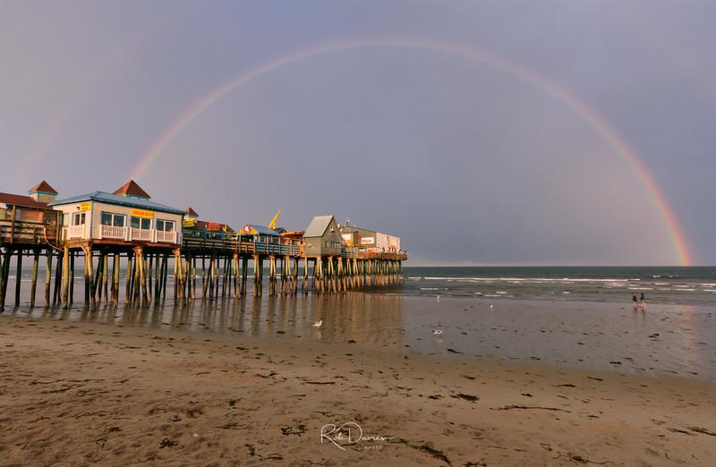 Pot of Gold at the Pier