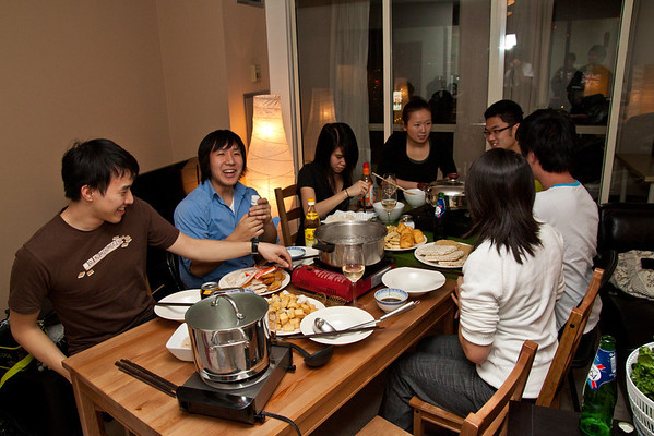 Hot Pot and Don Party