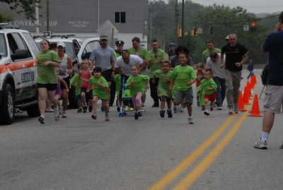 Norwich YMCA kids run