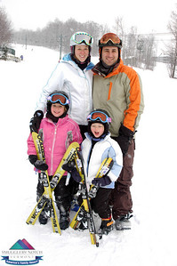 Kanvosky Family-Jan.20th-Smugglers' Notch