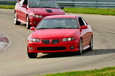 2019 SCCA TNiA Sept Pitt Race Red GTO
