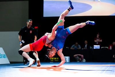 Women's Wrestling All Nations