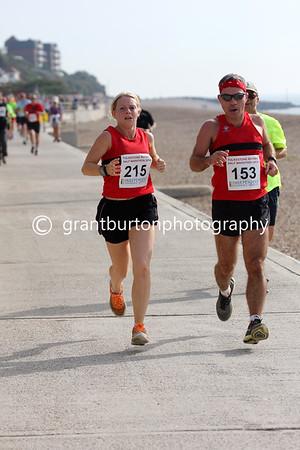 Folkestone Half Marathon 2014