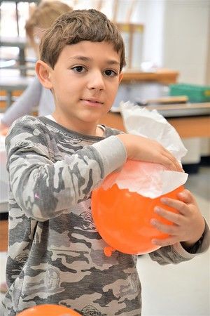 Some Hair-Raising Experiences in Fourth Grade Science