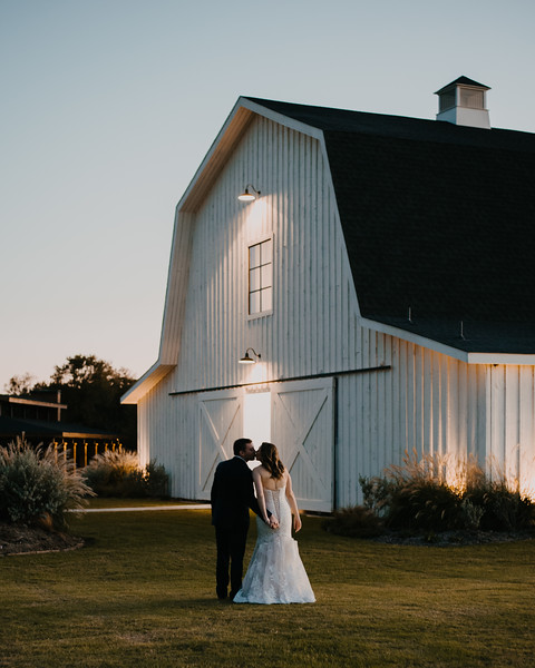 Katie and Tim's Wedding in Dallas and Aubrey, Texas