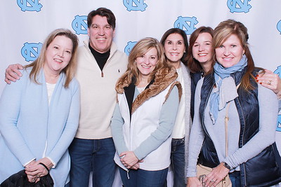 UNC Basketball vs Tennessee 12-11-16