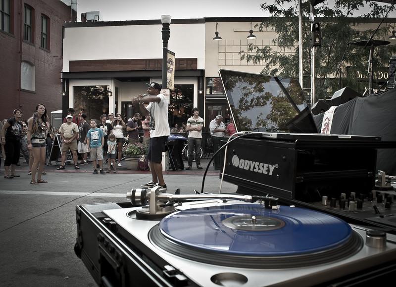 dj event photography