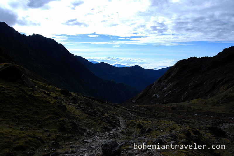 trail up to Laurebina Pass on the Gosainkunda Trek.jpg