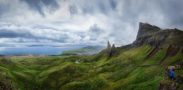 Summer in Scotland | Verão na Escócia