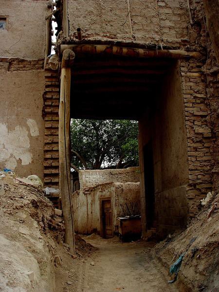 Kashgar 2005