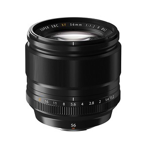 From Canon to Fujifilm - Fujinon XF 56mm F1.2