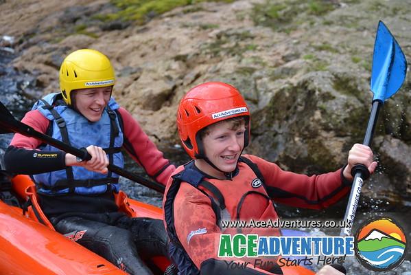14th of August 2013 Family Rafting & Canoe/Kayaking