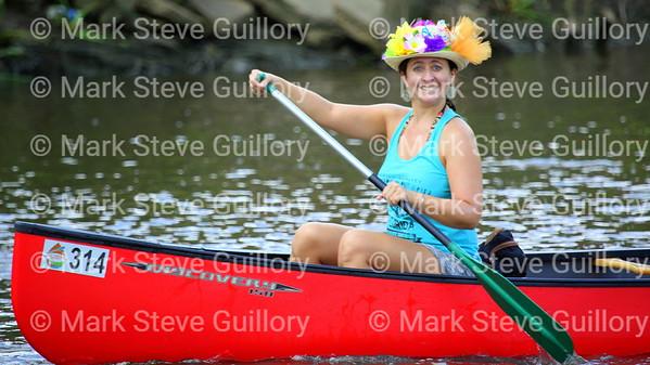 Bayou Vermilion District Boat Parade 2020