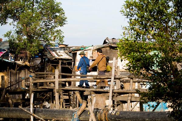 Navotas Shoreline 2009