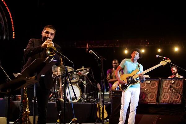 Marcus Miller at Jazz à Juan 2015 12