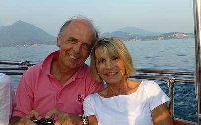 2013 Italy August Lago Maggiore & Garda